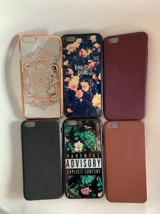 Carcasas y Fundas iPhone 6s Plus