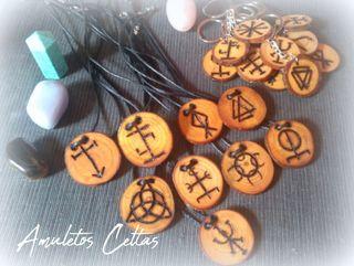 Amuletos Celtas artesanales