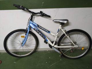 Bicicleta de montaña de 26 pulagadas