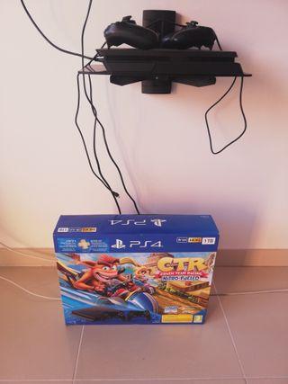 Consola - PS4 Slim de 1 TB