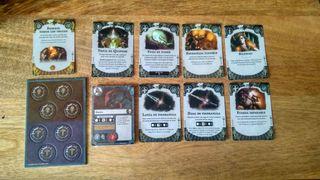 Warhammer Underworlds Cartas torneo