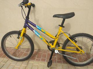bicicleta niño Orbea