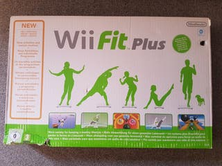 Wii Fit Plus+tabla+Wii Sports