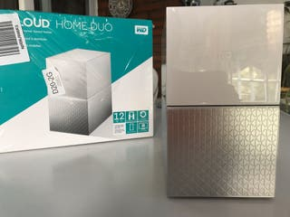 NAS WD My Cloud Home Duo