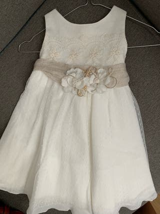 Vestido niña cerimonia / bautizo