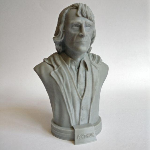 Busto 10cm Arthur Fleck, El Joker.