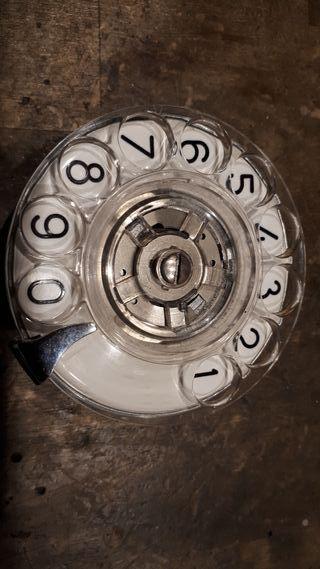 DIAL TELEFONICA STANDAR ANTIGUOS telefonos