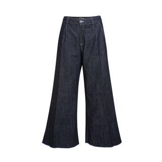 Pantalones Tejanos Acampanados
