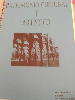 Patrimonio Cultural y Artistico. 1° Bachillerato N
