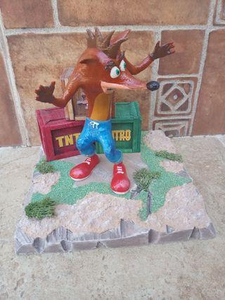 Figura Crash Bandicoot