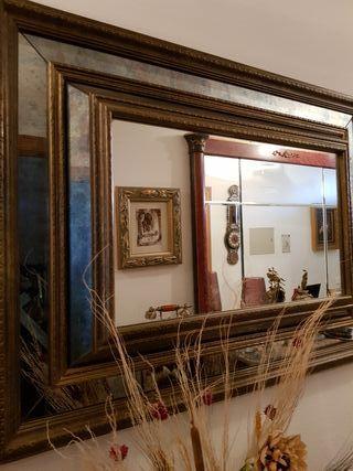 Espejo grande vintage