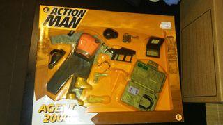 Action Man Agent 2000