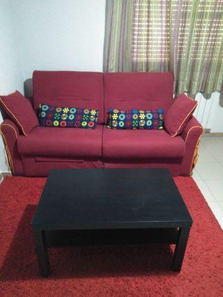 Sofá cama (1,35)