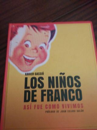 Libro,Los niños de Franco