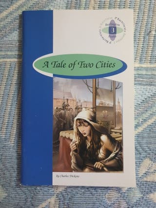 A tale of two cities Libro Lectura Ingles