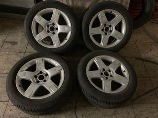 Llantas ruedas 17 SEAT Audi Volkswagen T4 5x112