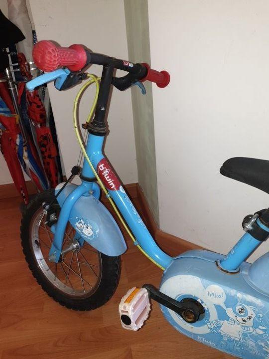 Bici decathlon 2-4 años