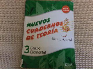 Cuaderno teoría Ibáñez Cursa 3