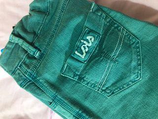 Pantalón LOIS, puesto 2 veces, con goma.