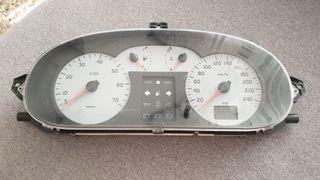 cuadro velocímetro renault megane I