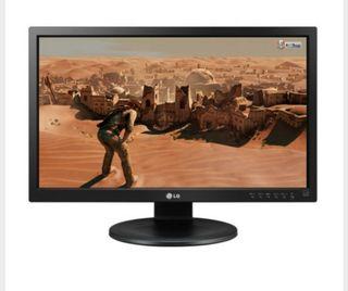 """Monitor LG 24"""" led IPS"""