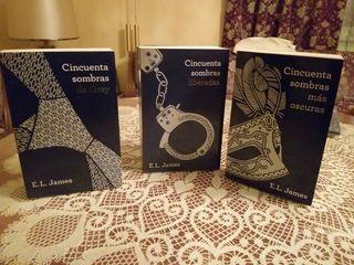 colección libros 50 sombras