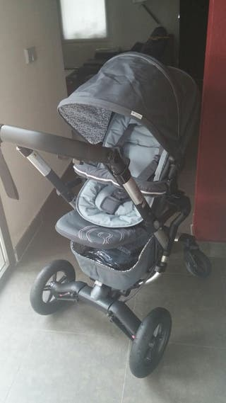 Pack trío Concord Neo mobility set con base Isofix