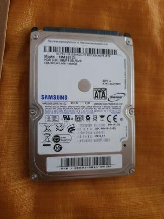 Disco duro 160GBHDD