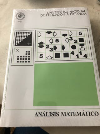 Análisis Matemático I (dos volúmenes)