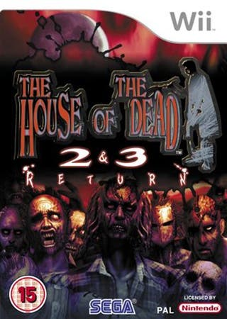 The House of the Dead 2,3 wii