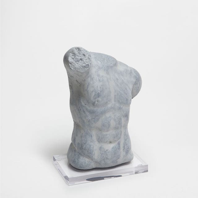 Figura decorativa Busto