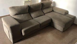 """Sofá """"chaise longue"""""""