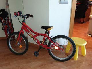 bici Orbea 3-7 años