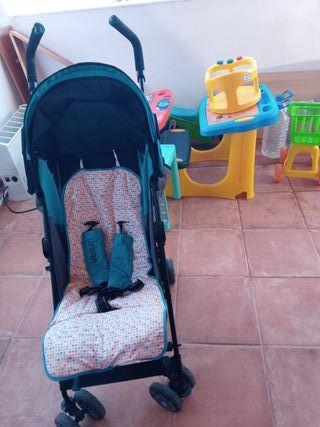 vendo carrito de bebé