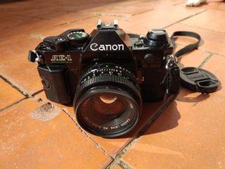 Canon AE 1 Program 50mm 1.8