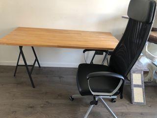Conjunto escritorio Ikea