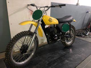 Suzuki tm 250 año 1974/1975