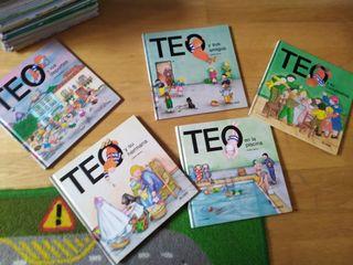 Coleccion Teo mas comics Disney