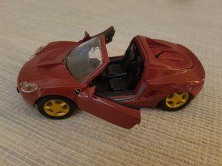 coche deportivo juguete niño metal
