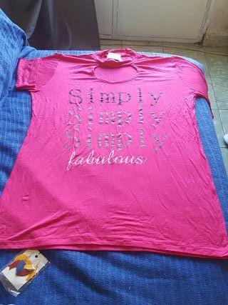 se vende blusa talla XL