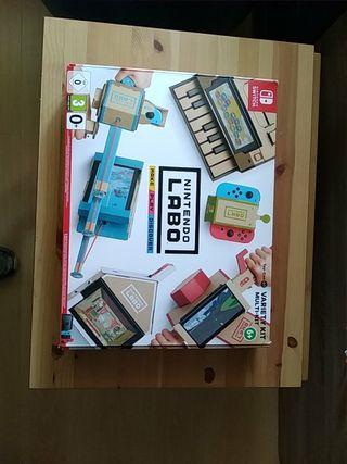 Nintendo Labo Toy con 01