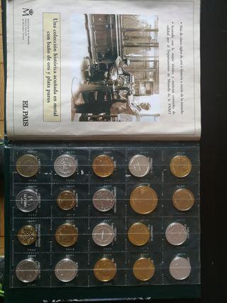 colección monedas el pais