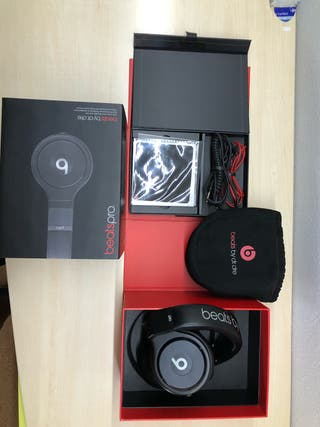 Auriculares BEATS by Dre PRO Negros Black