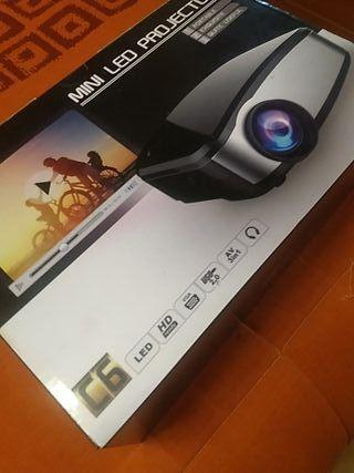 proyector c6 hd