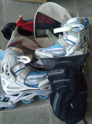 Patines linea rollerblade.