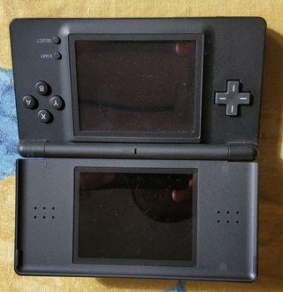 Nintendo DS Lite negra