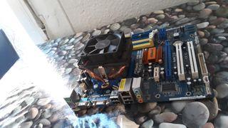 placa base am2+ am3+ procesador+disipador