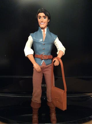 Muñeco Flynn Rider de Rapunzel