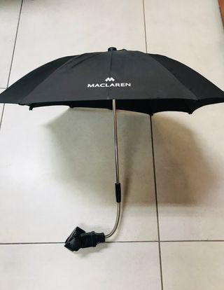Paraguas/sombrilla McLaren con adaptador