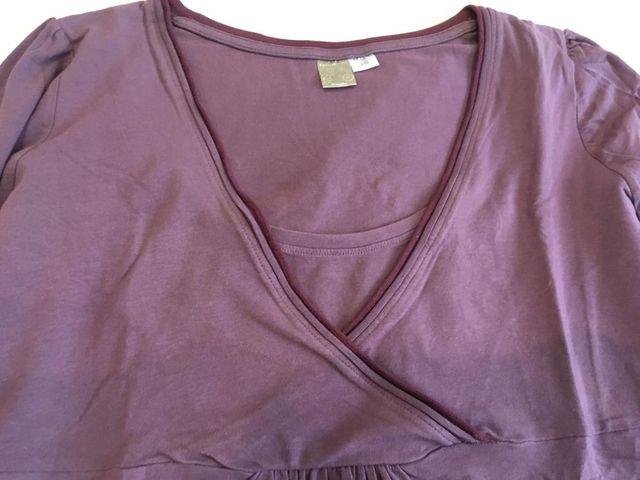 camiseta lactancia prenatal